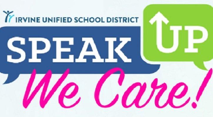 Speak Up We Care!